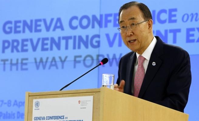 BM'den nükleer terör uyarısı