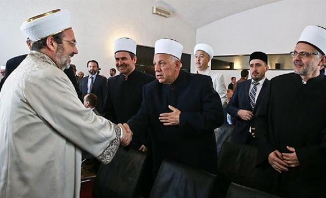 Hırvatistan'da Avrupa İslam Cemiyetleri Buluşması
