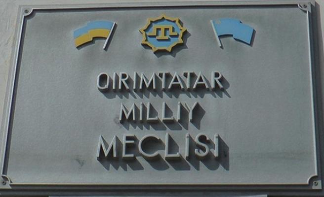 Kırım Tatar Meclisi'nin yasaklanmasına tepki