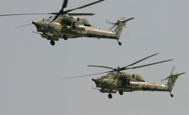 Rus helikopterleri Litvanya hava sahasını ihlal etti