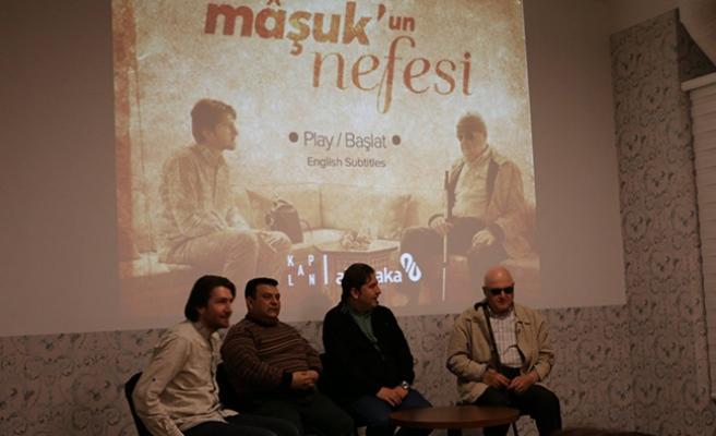 Viyana'da 'Maşuk'un Nefesi' seyirciyle buluştu