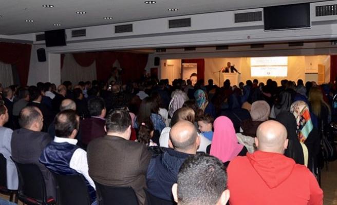 Viyana'da 'Muhsin Yazıcıoğlu'nu Anma' programı