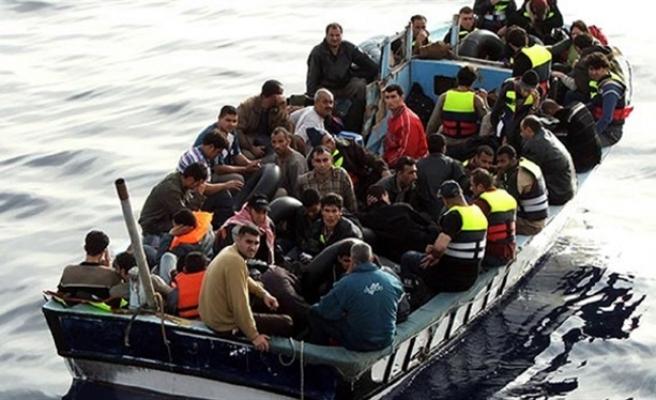 Yunanistan adalarına 120 göçmen daha geldi