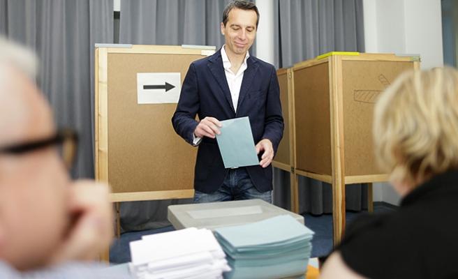 Avusturya Başbakanı Kern'den 'Van der Bellen' yorumu