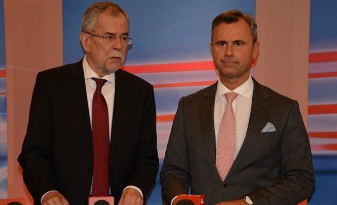 Avusturya Cumhurbaşkanı adaylarına 'Seviye yerlerde' yorumu
