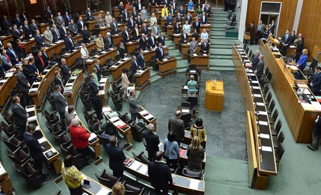 Avusturya parlamentosu o yasayı onadı