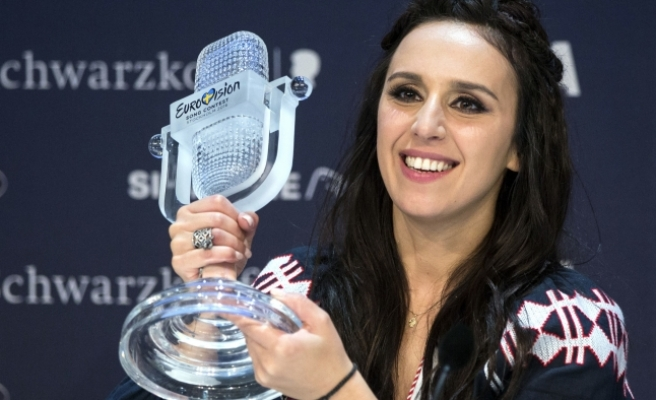 Eurovision birincisi Tatar sanatçı