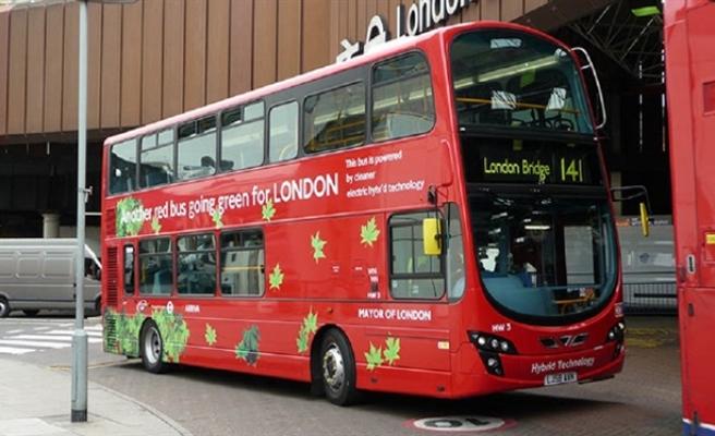 Londra otobüslerinde Sübhanallah ilanları yer alacak
