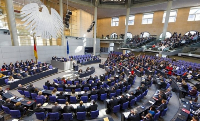 Avusturya'daki Türk STK Başkanlarından Alman Meclisine Tepki