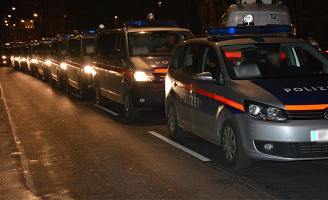 Viyana Polisi'nden zehir tacirlerine 250 bin €'luk darbe