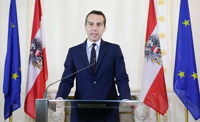 Avusturya Başbakanı Kern'den Önemli Açıklamalar