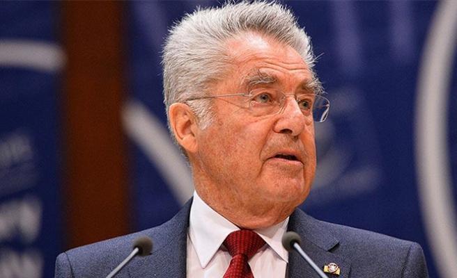 Avusturya eski cumhurbaşkanından sert eleştiri