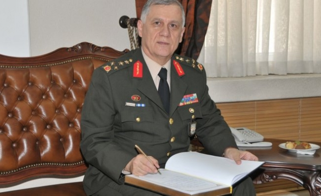 Birinci Ordu Komutanı Orgeneral Dündar:'Bu, TSK tarafından desteklenen bir hareket değildir'