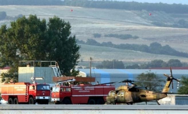 Darbeci askerler Güney Kıbrıs'tan sığınma talebi istedi
