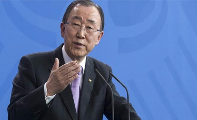 Ban Ki-mun Yemen'deki saldırıyı kınadı