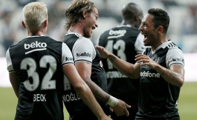 Beşiktaş performansını artırıyor