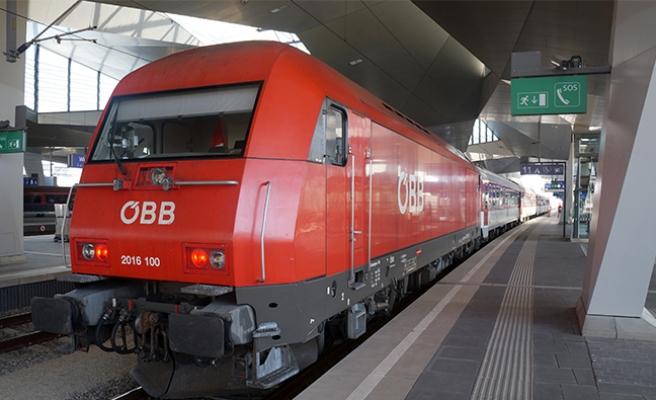 Viyana'da tren kullanıcılarına müjdeli haber