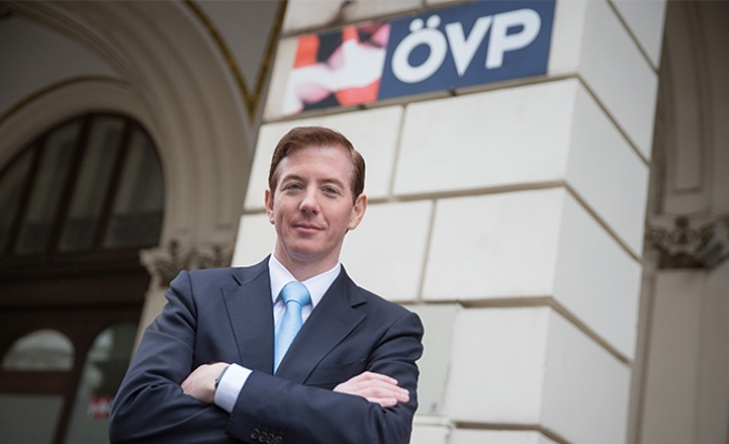 Avusturya Halk Partisi'nde (ÖVP) flaş istifa