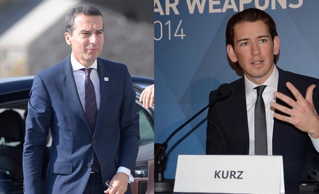 Avusturyalı yazardan Başbakan Kern ve Dışişleri Bakanı Kurz'a sert eleştiri
