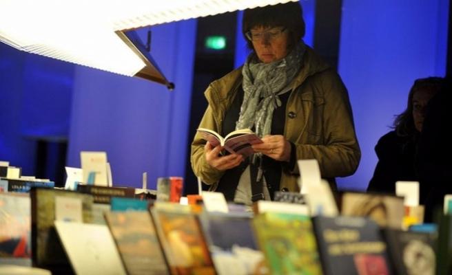 68. Frankfurt Kitap Fuarı kapılarını açtı