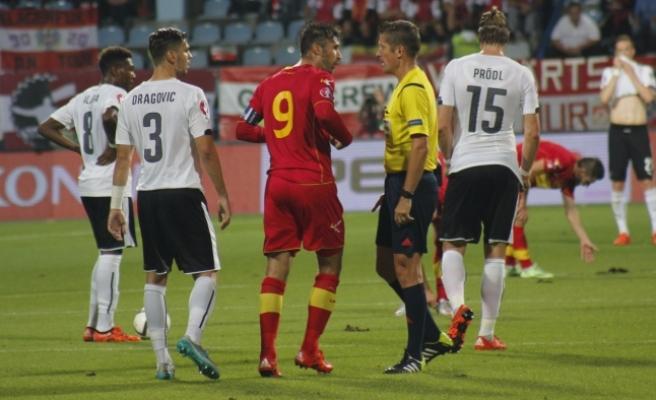 Avusturya-Galler maçına Türk hakem
