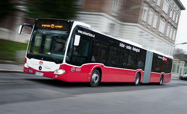 Viyana: O sistem otobüslerden kaldırılıyor