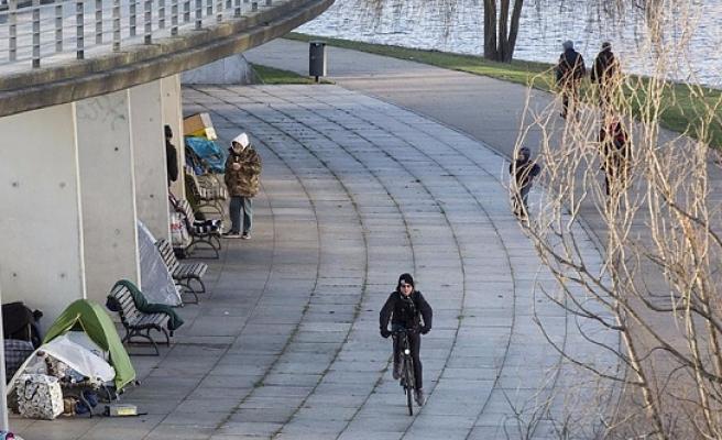 Almanya'da 8 milyon kişiye asgari sosyal güvenlik yardımı