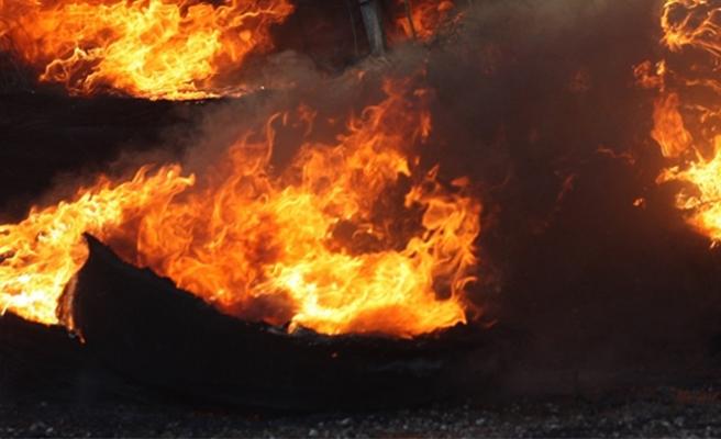 Salzburg'da meydana gelen yangında bir kadın öldü