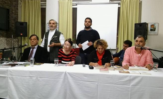 Göçmen yazarlar Viyana'da buluştu