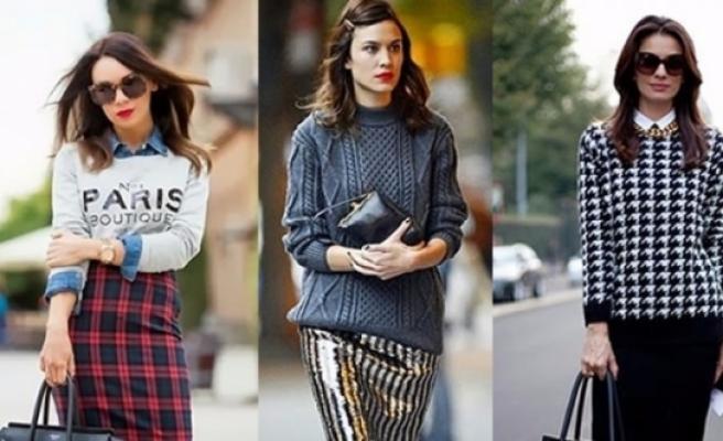 Aman dikkat kış modası sağlığınızdan etmesin!
