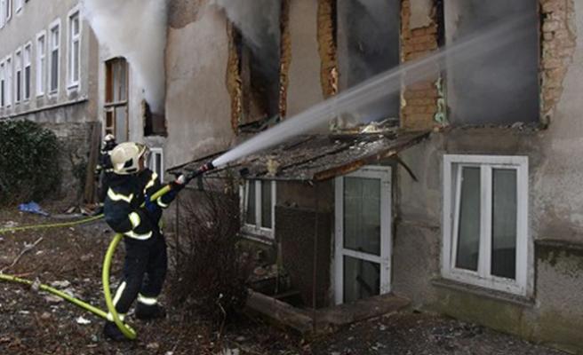 Viyana'da patlama: 1 ölü 3'ü ağır 12 yaralı