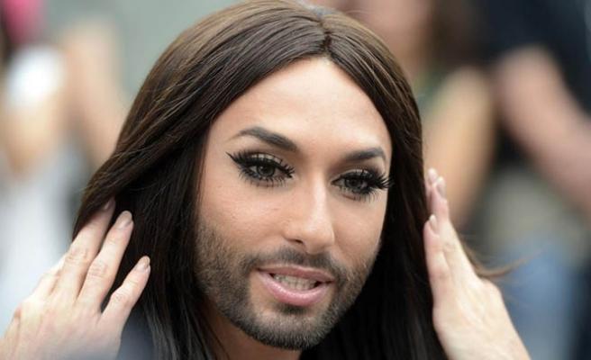 Avusturya'nın Eurovision birincisi: 'Kadın olmak istemiyorum'