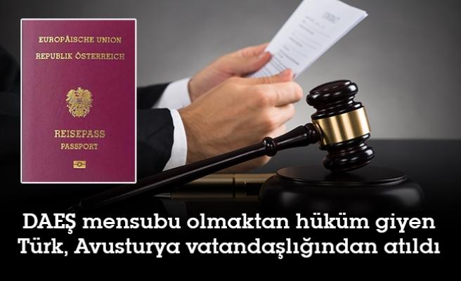 37 yaşındaki Türk, Avusturya vatandaşlığından atıldı