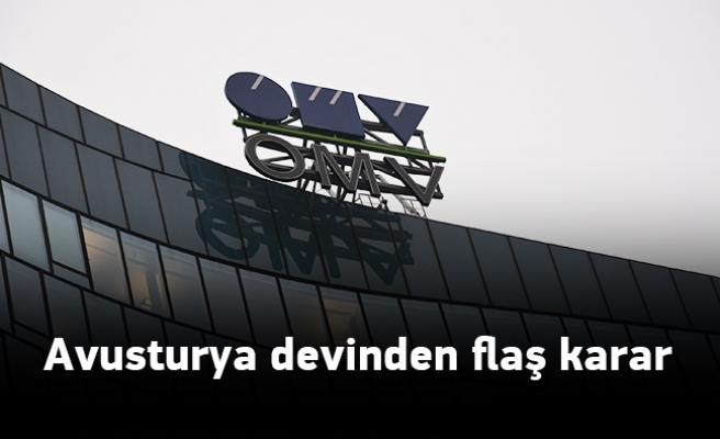 Avusturya devinden flaş 'Petrol Ofisi' kararı