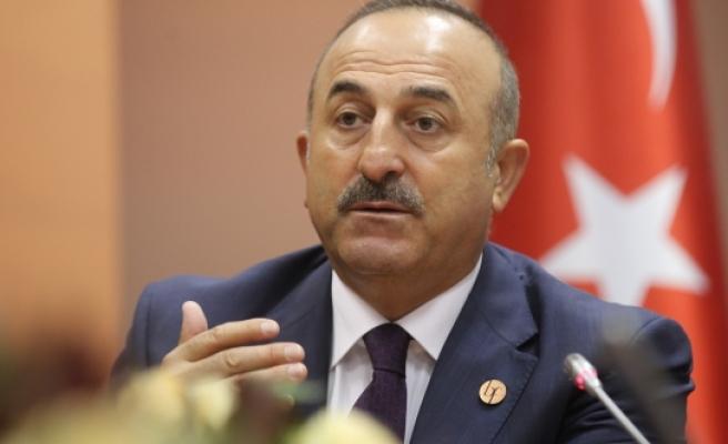 Çavuşoğlu'ndan rest: ' Bizi engelleyemezsiniz, istediğimiz yere gideriz'