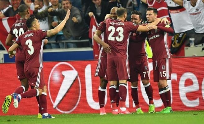 Beşiktaş, Lyon'u elinden kaçırdı!