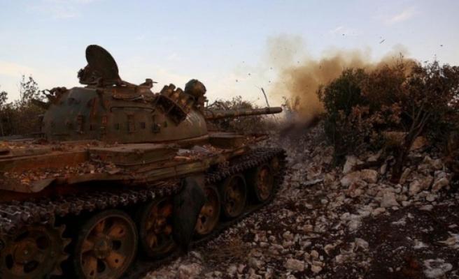 Suriye savaşı 5 silah firmasının değerini yüzde 120 artırdı