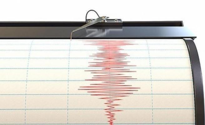 6,3 büyüklüğünde deprem korkuttu