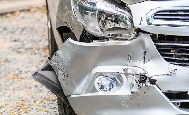 Avusturya'da alkollü sürücü aracıyla kiliseye girdi