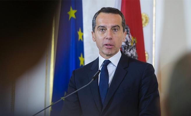 Başbakan Kern'den Kurz'a 'sorumluluk' eleştirisi