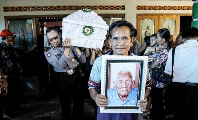 'Dünyanın en yaşlı insanı' Gotho öldü