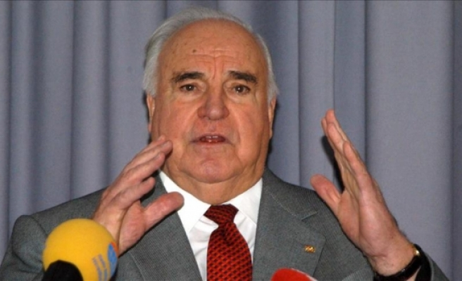 Almanya'nın eski Başbakanı Kohl hayatını kaybetti
