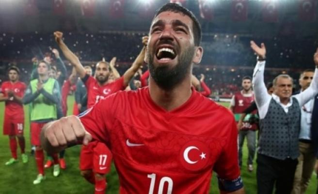 Arda Turan, Milli Takım'ı Bıraktı