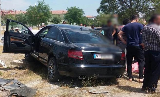 Viyanalı gurbetçinin Yozgat'taki düğün konvoyunda kaza: 7 yaralı