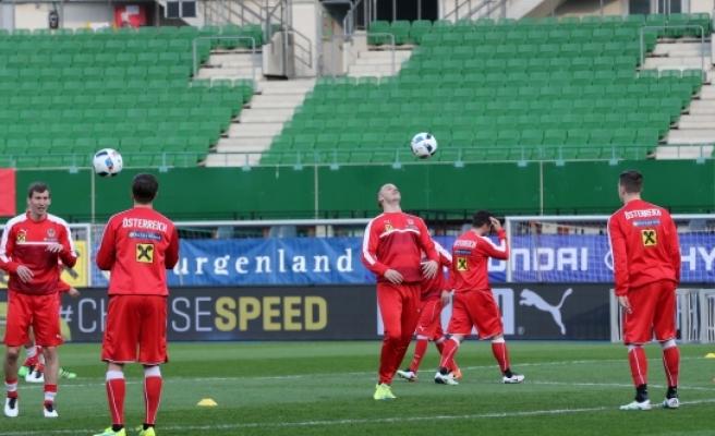 Avusturya kayıplarda: 1-1