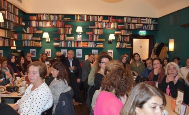 """Avusturya'da """"Türk-Ukrayna Edebiyat ve Müzik Akşamı"""" etkinliği"""