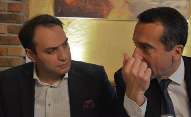 Gönültaş: 'Bu tablo Avusturyalı Türklerin, topluma faydalı olduğunun bir kanıtıdır'