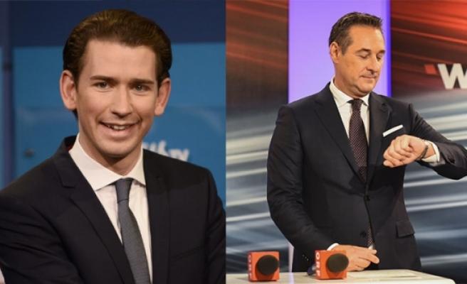 Kurz, Strache'de 'Avusturya'yı değiştirme azmini' görmüş