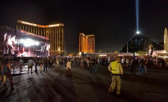 Las Vegas'ta ölü sayısı 58'e yaralı sayısı 515'e yükseldi