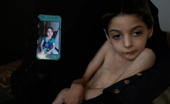 UNICEF'ten Doğu Guta uyarısı